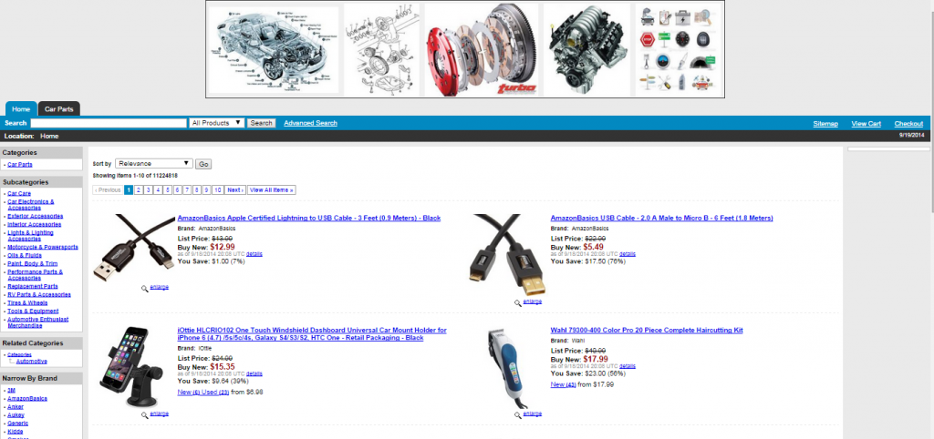 CHEAPEST CAR PARTS ONLINE