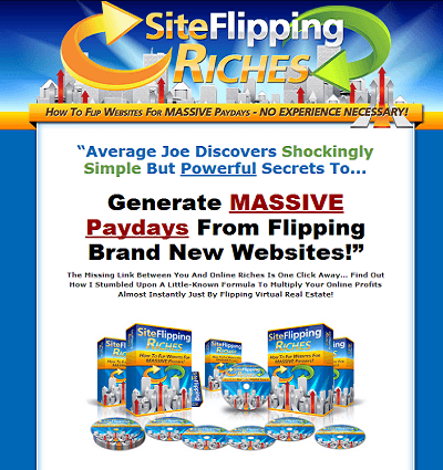SITE FLIPPING-RICHES